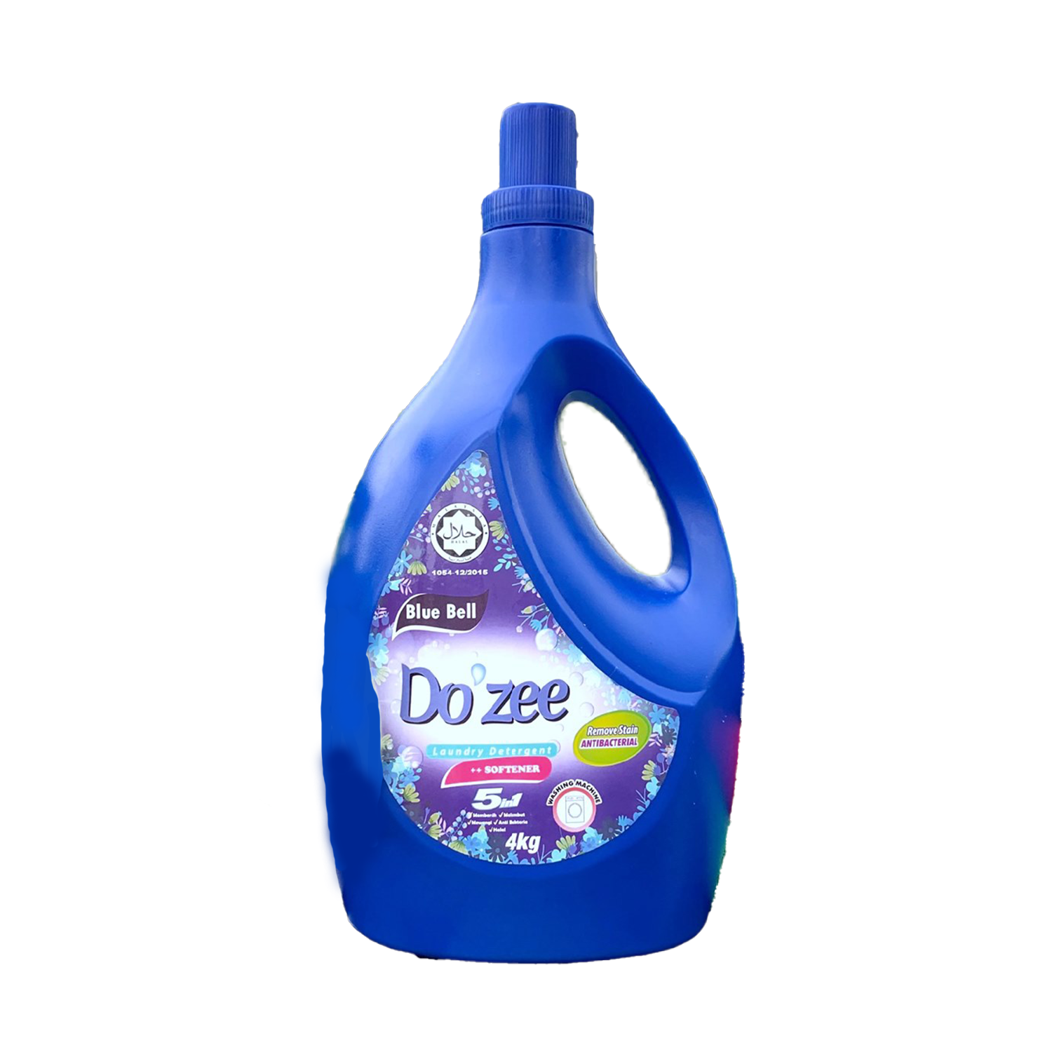 Do'Zee Concentrated Detergent Blue Bell 4KG