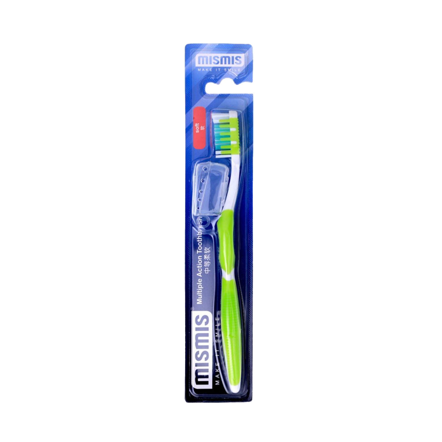 Mismis Multiple Action Toothbrush Soft