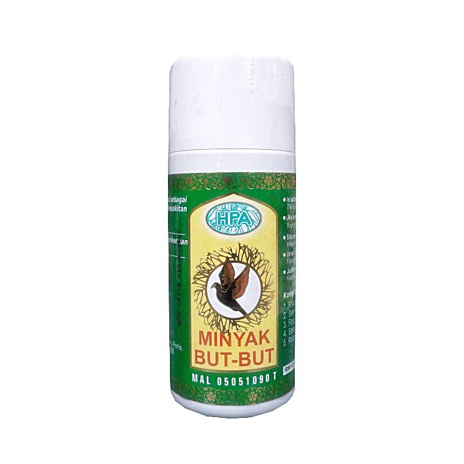 Hpa Minyak But-But (90Ml)