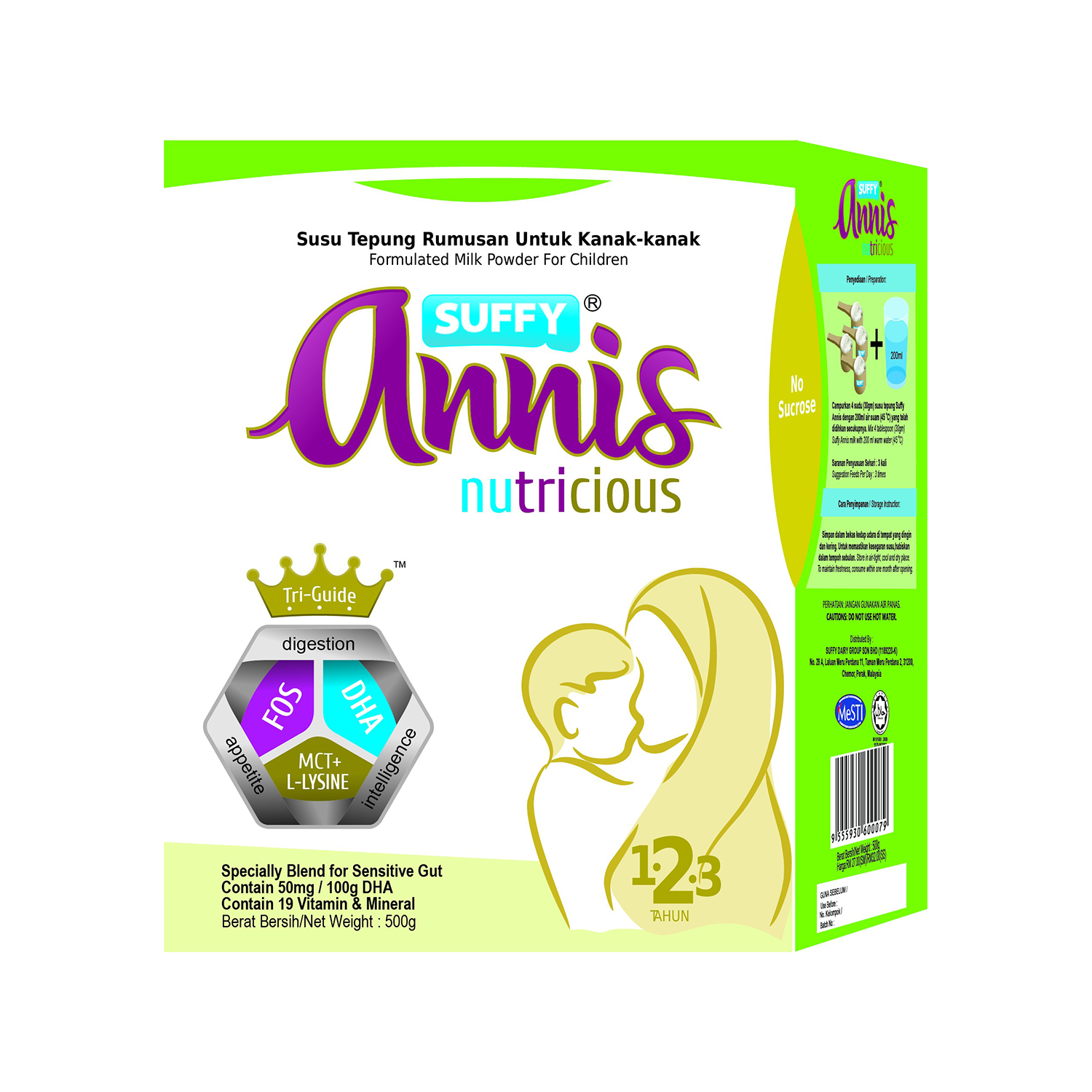 Suffy Annis Nutricious 500G