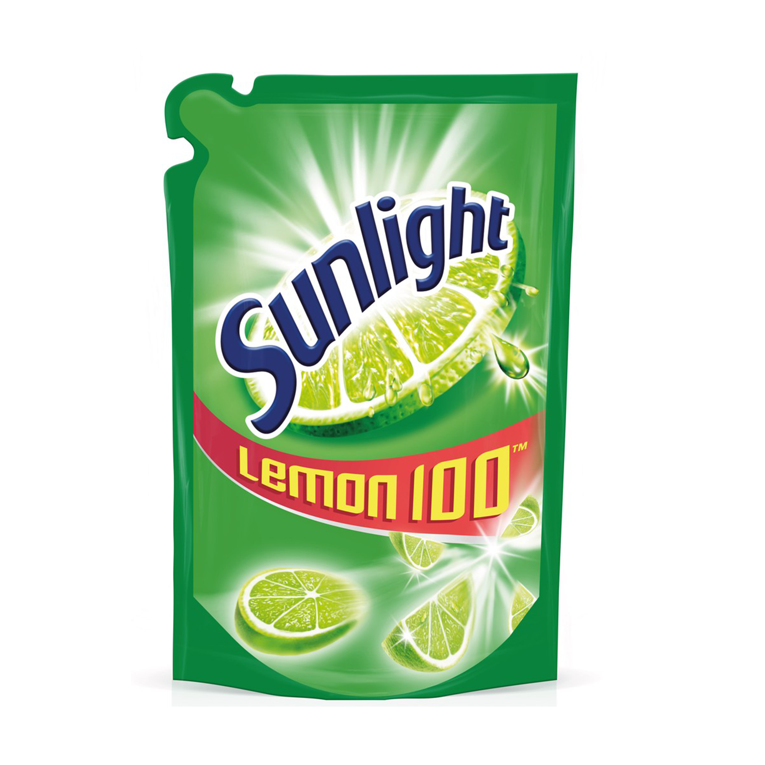 SUNLIGHT DISHWASH LIME POUCH REFILL 700ML