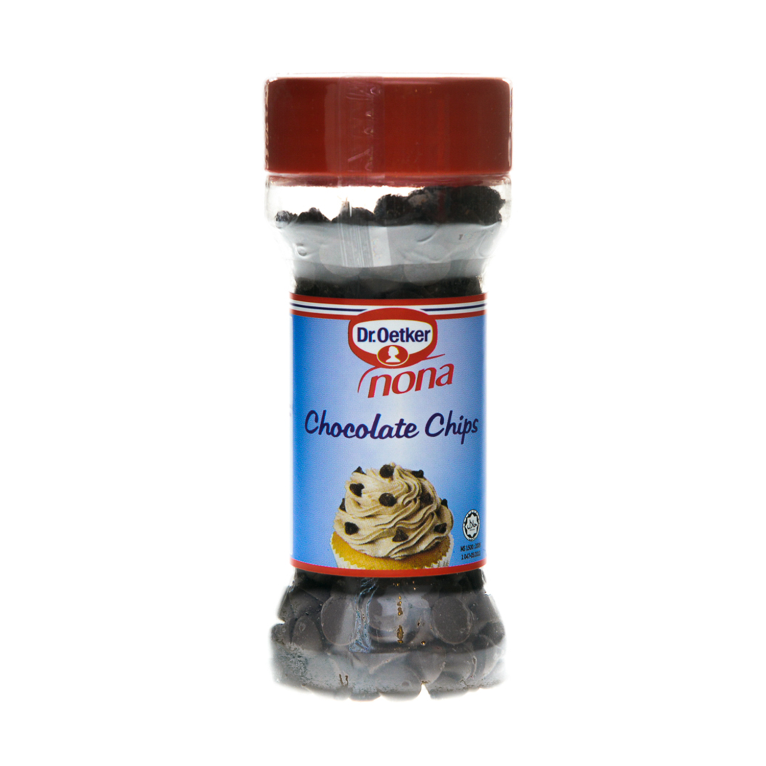 DR. OETKER NONA CHOCOLATE CHIPS 50G